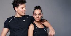 Gi Sportswear Dames En Heren Sportkleding