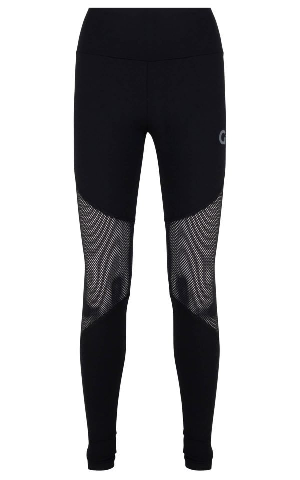 Hardloopbroek Dames Mesh Supplex GD11003